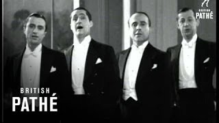 The Four Musketeers (1933)