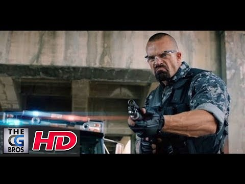 "CGI VFX Live Action Sci-Fi Short Film HD: ""Shifter"" - by The Hallivis Brothers"
