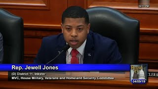 Two bills to usurp local control and invite racial ethnic profiling passed the house military, veterans affairs homeland security committee yesterday...