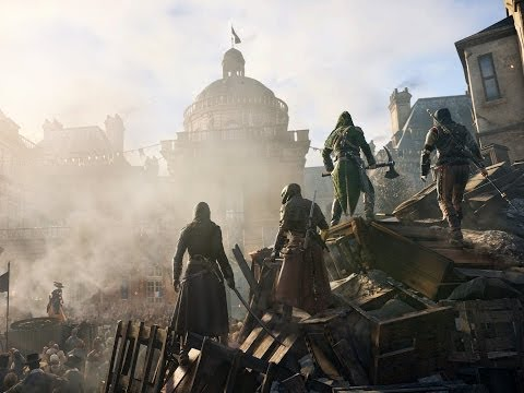 Assassin's Creed Unity Gameplay (PS4/Xbox One)