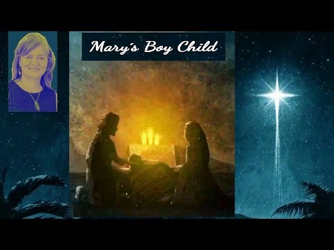 Mary´s Boy Child  Christmas Song Cover Karenmuenchen