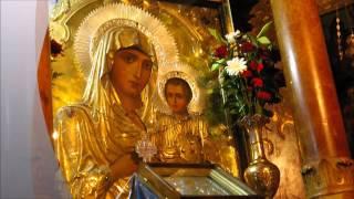Преблагословенна єси Богородице Діво (Ukrainian chant to Virgin Mary)
