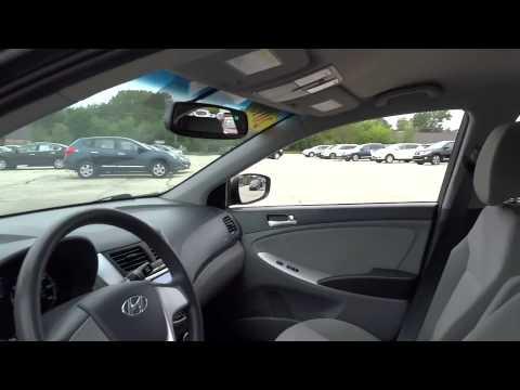 2013 Hyundai Accent Morton Grove Des Plaines Glenview Evanston Mt Prospect Il 21012a