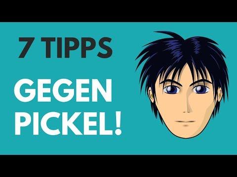 Pickel loswerden - Was hilft gegen Pickel? 7 Mittel gegen Pickel - Tipps gegen Akne und Pickel