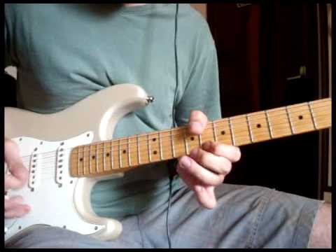 Red Hot Chili Peppers - Easily (guitar cover) mp3