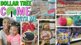 come with me to dollar tree new brand names