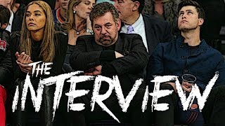 James Dolan Had A WHOLE LOT Of Nothing To Say (Don't Ban Me Please)