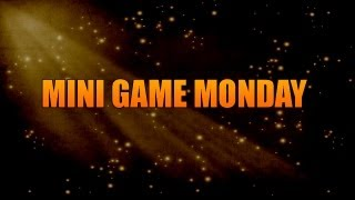 MINI GAME MONDAY : TENNIS GAME