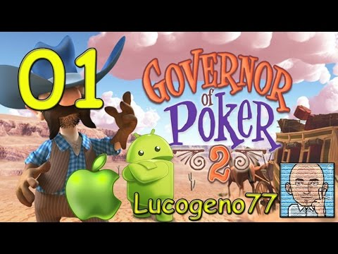Let's Play - Governor of poker 2 -ITA- (Ios - Android) #1