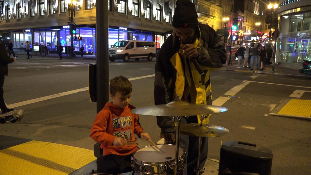 THE SOUL OF SAN FRANCISCO Presents Backyard Party Kings Kids Part 4