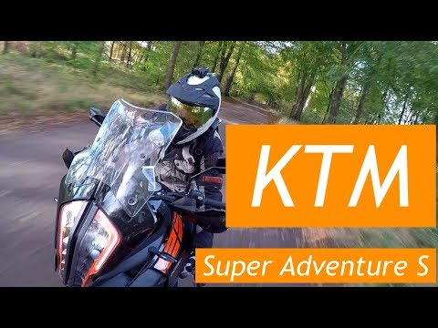 """""""It's amazing"""" KTM SuperAdventure S watch this before you buy"""