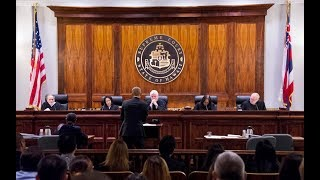 Fewer women are applying for judge positions in Hawaii