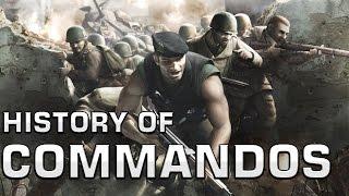 History of Commandos (1998-2006)