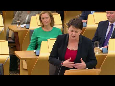 First Minister's Questions - 7 September 2017