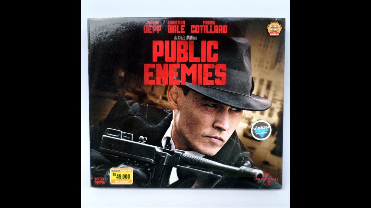 Opening To Public Enemies 2009 Vcd Youtube