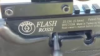 Hatsan flash 5.5 - 50 metros