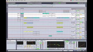 Vespers remixing Lady Gaga in Ableton Live, tutorial video 5