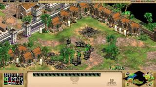 Age Of Empires 2 HD Bayinnaung Campaign 5. The Old Tiger Speed run