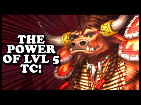 Grubby | WC3 Classic GFX | The Power Of LVL 5 TC!