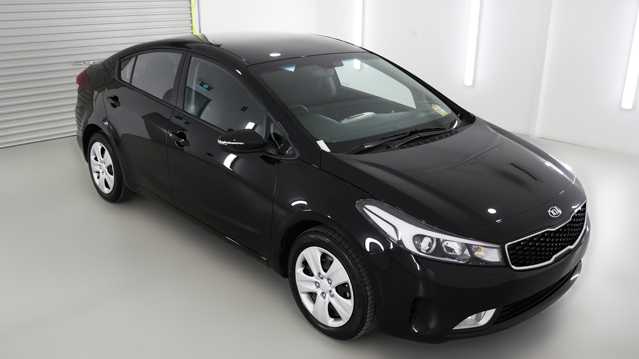 KIA CERATO S Sedan Aurora Black Auto K712995 - YouTube