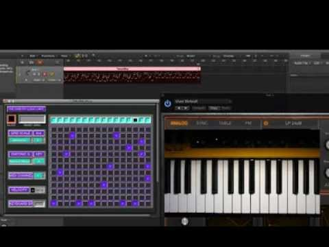 the grid pattern sequencer for logic pro x by www logic cafe com Logic Pro Akai Mini the grid pattern sequencer for logic pro x by www logic cafe com