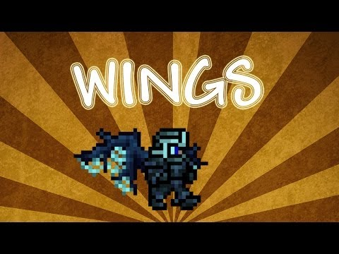 Terraria: All Wings - Guide