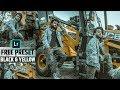 Black & Yellow | FREE LIGHTROOM PRESET | Video in Hindi