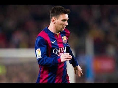 Messi dos goles vs Deportivo. 23/05/2015. Barcelona vs Deportivo. Último partido Liga. HD