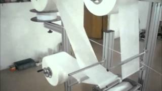 High Speed Blank Face Mask Making Machine Thumbnail