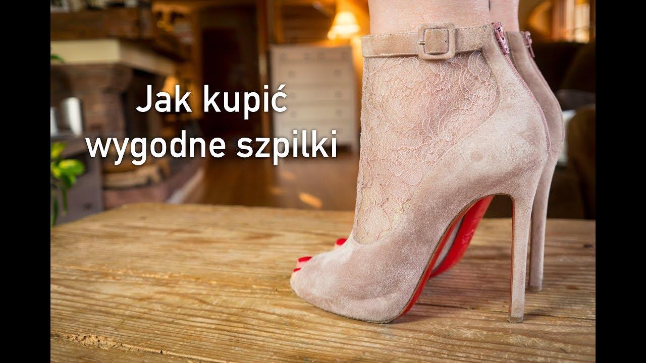 e68562a5d08f1 Jak kupić wygodne szpilki | Ula Pedantula #100 - YouTube