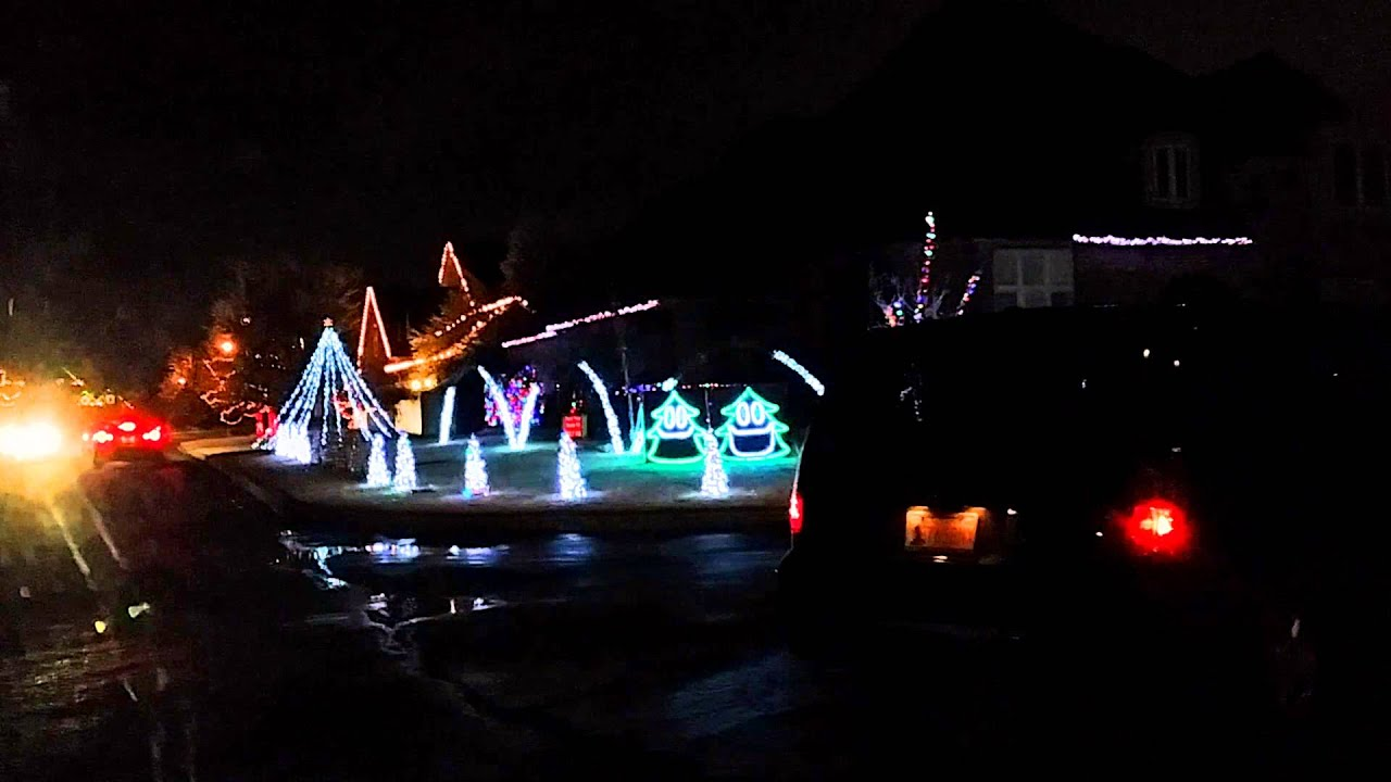 christmas lights tulsa oklahoma youtube - Christmas Lights Tulsa