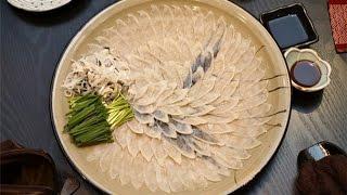 Món ăn cực độc mà chỉ 12 đầu bếp trên khắp nước Nhật được phép nấu