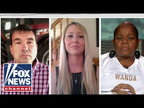 Undecided Wisconsin voters talk to Fox News ahead of Trump campaign event