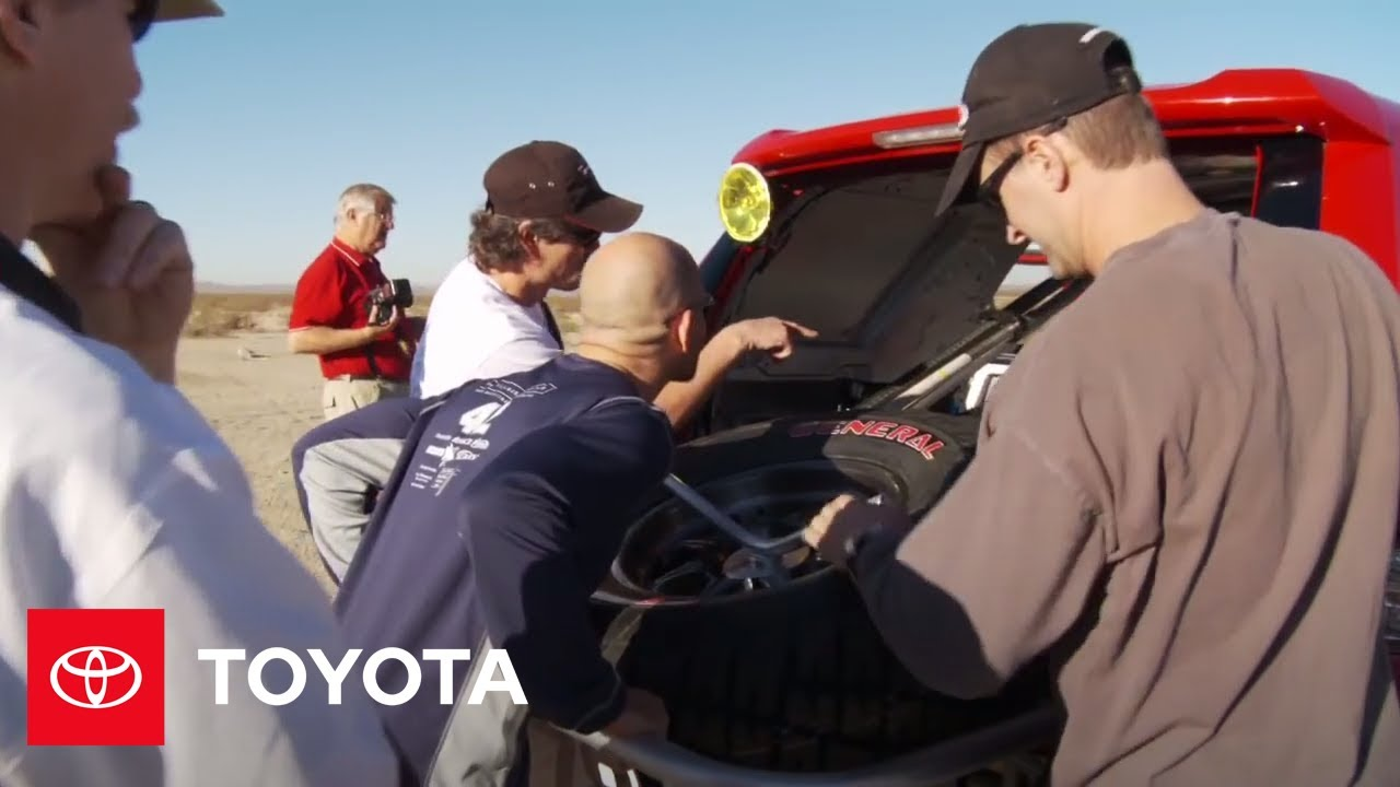 From Rubicon to Baja: The Shakedown with the 4Runner — Toyota Racing | Toyota