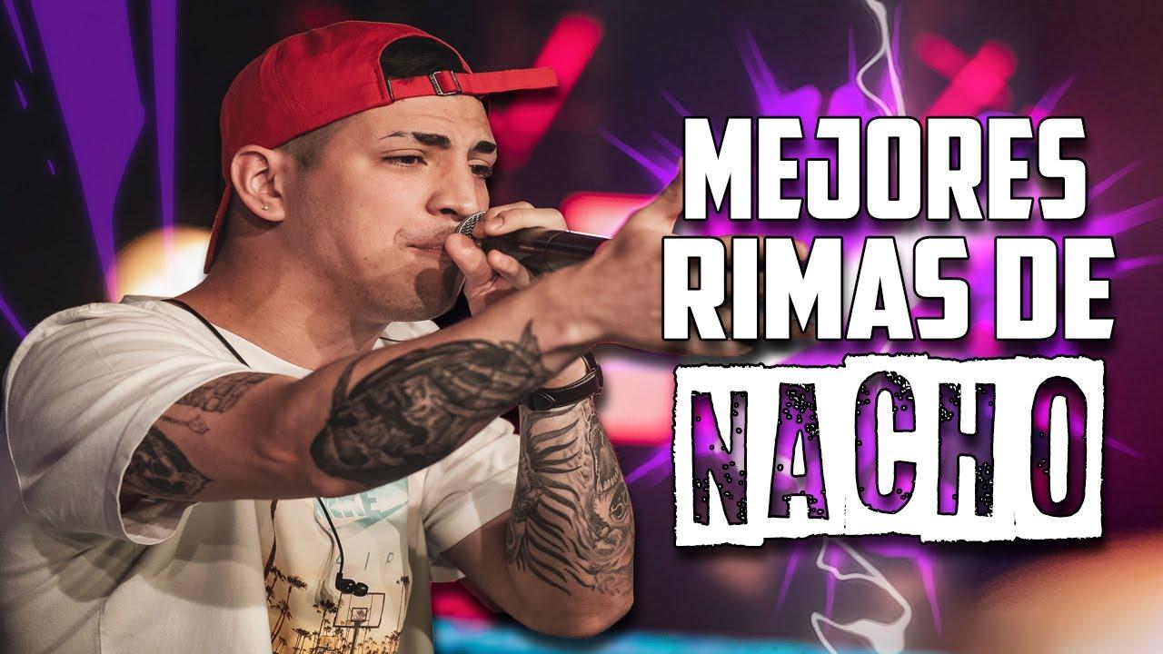 NACHO: La BESTIA MÉTRICA de la FMS ARGENTINA (Mejores RIMAS)