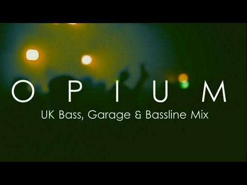 UK Bass & Bassline Mix - DECEMBER 2016