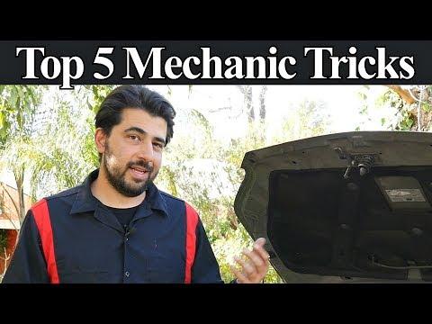 Top 5 Mechanic Tricks and Hacks I use on the Reg