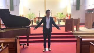 Spencer Britten, tenor - Pace non trovo (Petrarch Sonnets) - Franz Liszt