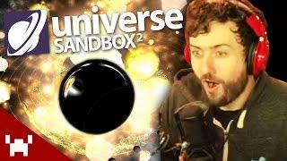 EXPLODING PLANETS & TINIEST BLACK HOLE (Universe Sandbox 2)