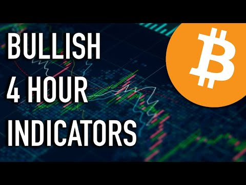 Bitcoin 4 Hour Chart Reveals BULLISH Moves Coming Soon