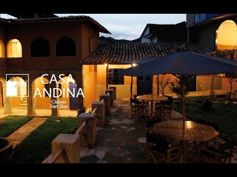 casa andina classic cusco san blas youtube On casa andina classic cusco san blas