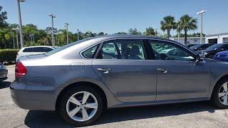 2015 Volkswagen Passat Orlando, Sanford, Kissimme, Clermont, Winter Park, FL 3631P