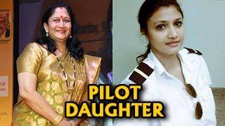 Alka Kubal - Athalye's daughter Is Pilot Now!