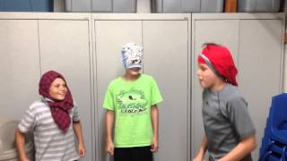 Diaper Dude, Underwear Man, and BoxerBoy