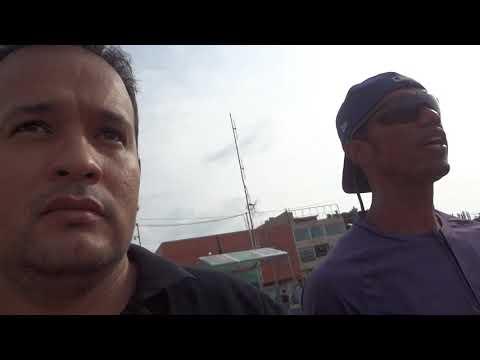 Caminado por las calles de Barcelona Venezuela