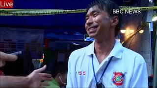 Thailand cave rescue BCC News Live Report  June 5 2018