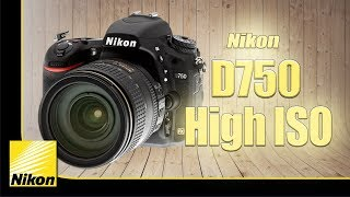 Nikon D750 High ISO - اختبار الايسو في الدي 750