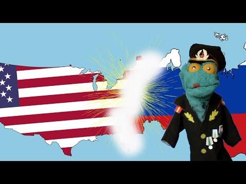 USA vs Russia: Arena war (2016)