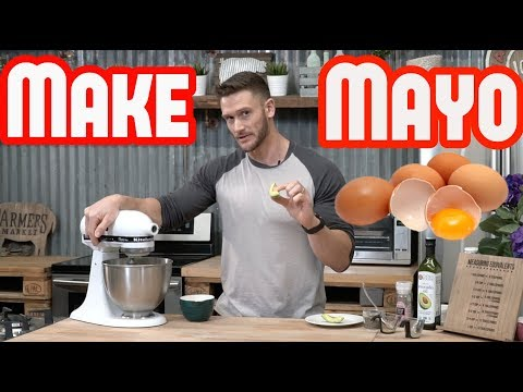 Stop Buying Expensive Mayo: Here's how to Make it CHEAP