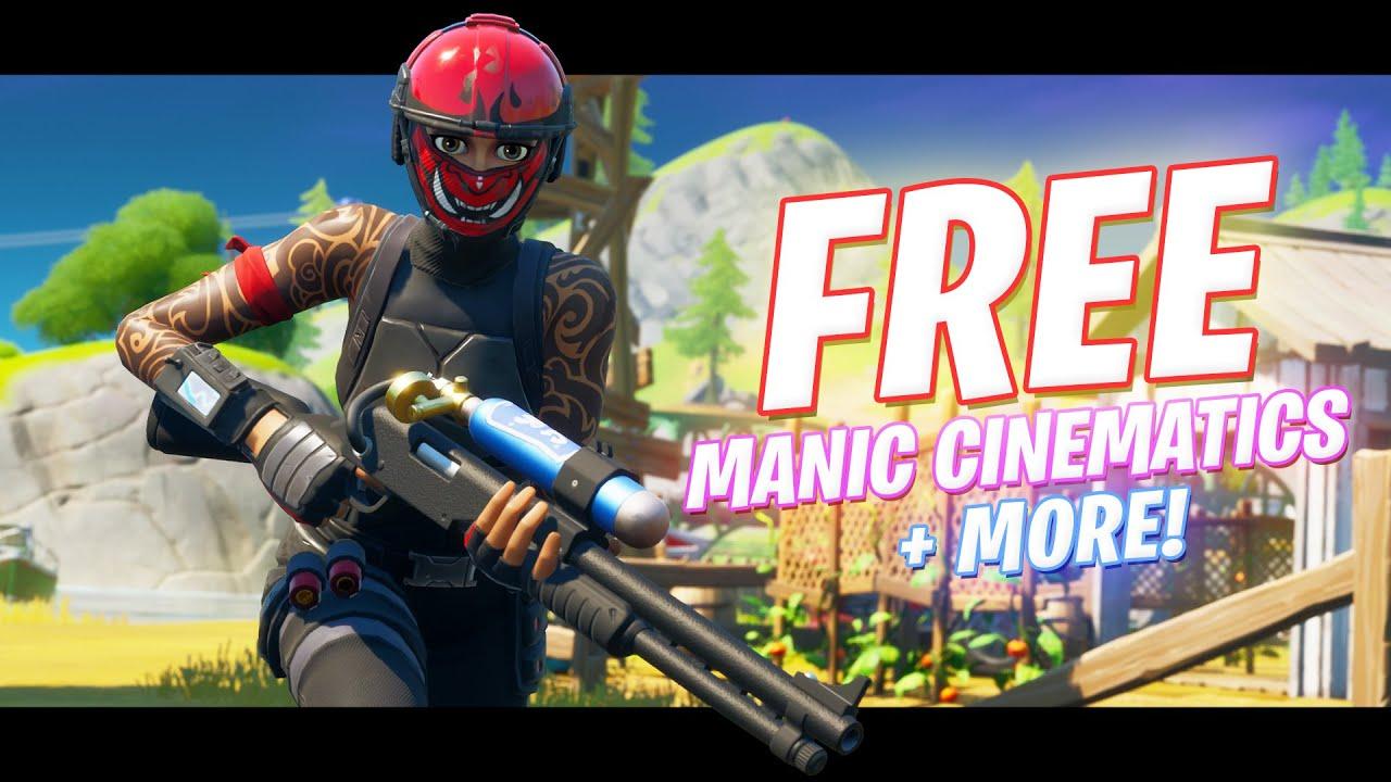 Manic FREE Cinematic Pack (Season 3 - NEW HD Downloads)